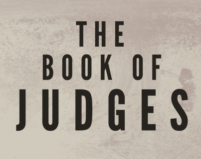 Judges – a helpful illustration!